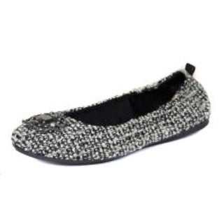 Easy Spirit Womens Georgetta Closed Toe Ballet Flats
