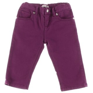 Ballantyne Newborn Twill Straight Leg Pants - 9m
