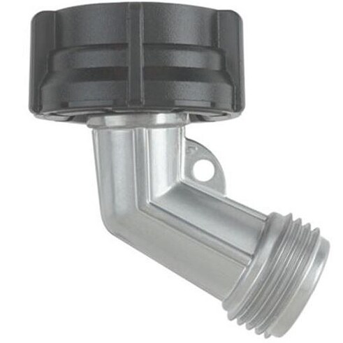 Gilmour 16G Goose Neck Hose Connector