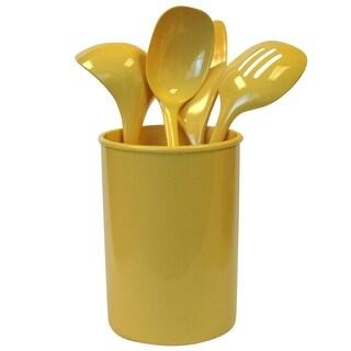 Link to Reston Lloyd 82921 5-Piece Calypso Basics Utensil Holder Set, Lemon Similar Items in Kitchen Storage