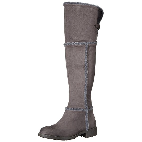 Style by Charles David Womens connor Almond Toe Over Knee Fashion Boots