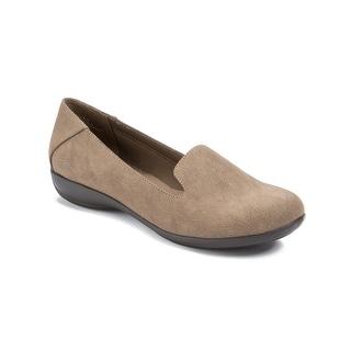 Wear.Ever. Frangela Women's Flats & Oxfords Mushroom