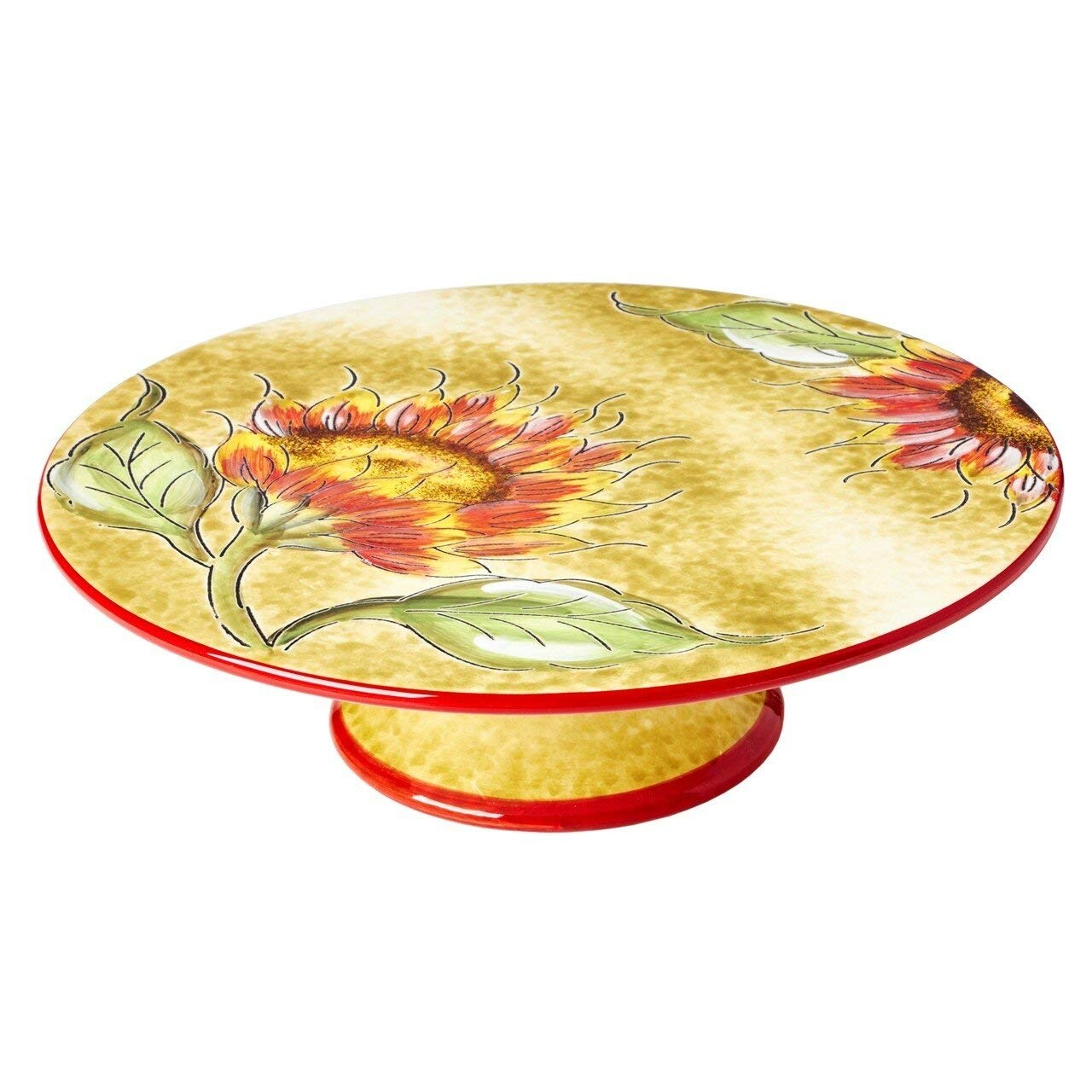 Buy Cake Plates Serving Platters & Trays Online at Overstock | Our ...