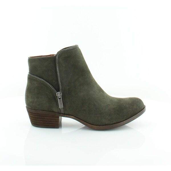 Lucky Brand Boide Women's Boots Dark Moss