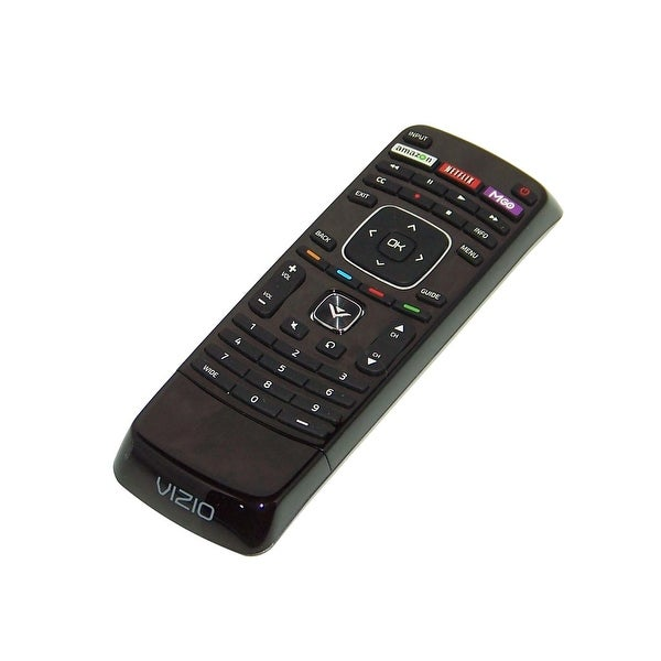 OEM Vizio Remote Originally Shipped With: M470VSE, M550VSE, M650VSE