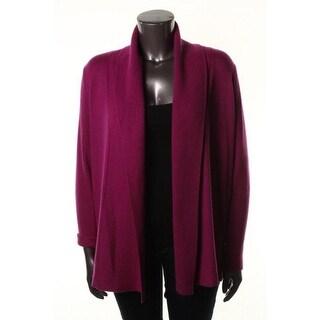 Ralph Lauren Womens Merino Wool Long Sleeves Cardigan Sweater - M