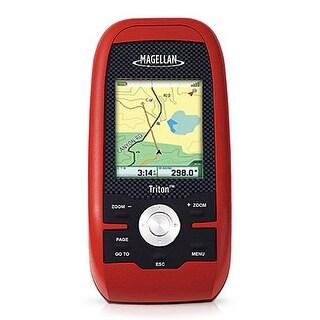 Magellan Triton 400 2.2-inch Handheld GPS w/ Built-in Maps & Compass Screen