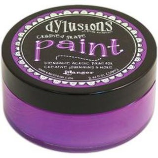 Crushed Grape - Dyan Reaveley's Dylusions Paint 2oz