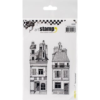 Carabelle Studio Cling Stamp A6-In My House