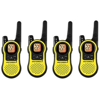 Motorola MH230R Two Way Radio & Walkie Talkie w/ Up to 23 Mile Range