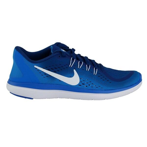 Flex 2017 RN Shoes - Gym Blue