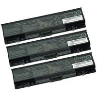 Battery for Dell 312-0711 (3-Pack) Replacement Battery