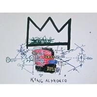 King Alphonso, Jean-Michel Basquiat