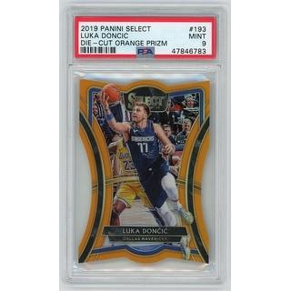 Link to Luka Doncic Dallas Mavericks 201920 Panini Select DieCut Orange Prizm Basketball Card 193 5765 Grad - Black - 5' x 8' Similar Items in Sports Memorabilia