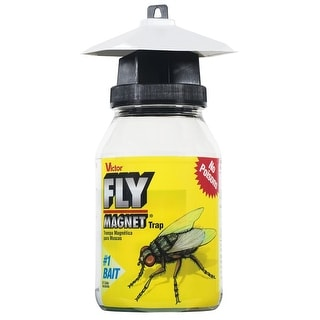 Victor M380 Fly Magnet Re-usable Trap with Bait