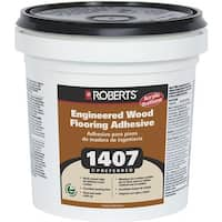 Q.E.P./Roberts Acrylic Latex Adhesive 1407-1 Unit: EACH