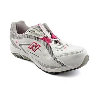 New Balance WW846 Women 2A Round Toe Leather Walking Shoe
