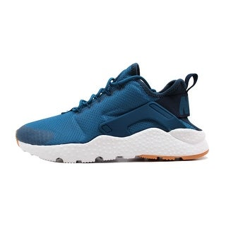 914f594ee7e57 Shop Nike Women s Air Huarache Run Ultra Industrial Blue Midnight Navy  819151-403 Size 9.5 - Free Shipping Today - Overstock - 19507568