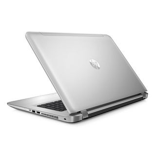 "HP ENVY 17-s, Intel Core i7-7500, 16GB, 2TB, 17.3"" Full HD Touchscreen Notebook (Certified Refurbished) - Silver"