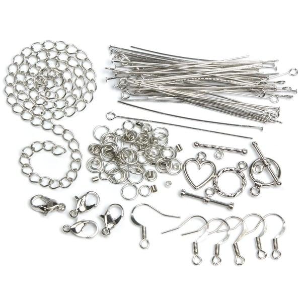 Jewelry Basics Metal Findings 134/Pkg