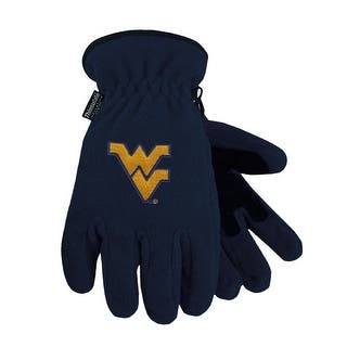 West Virginia University Heavy-Weight Fleece Gloves https://ak1.ostkcdn.com/images/products/is/images/direct/ad0d66d648db302e485967484f3af4faab12fa86/West-Virginia-University-Heavy-Weight-Fleece-Gloves.jpg?impolicy=medium