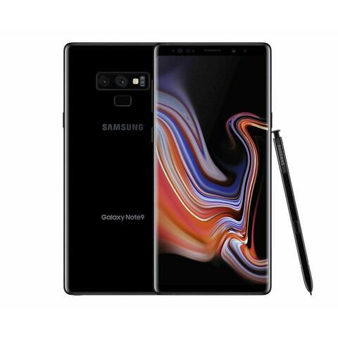 Samsung Galaxy Note 9 128GB Black Unlocked Refurbished Smartphone