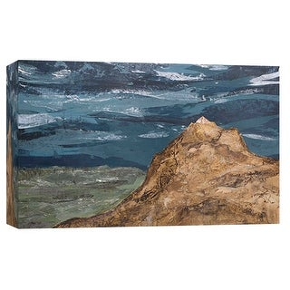 "PTM Images 9-101928  PTM Canvas Collection 8"" x 10"" - ""Terrain 3"" Giclee Mountains Art Print on Canvas"