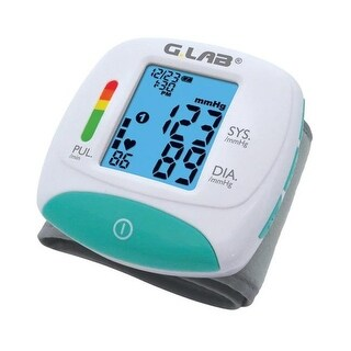 G.LAB MD2222 Wrist Cuff Blood Pressure Monitor