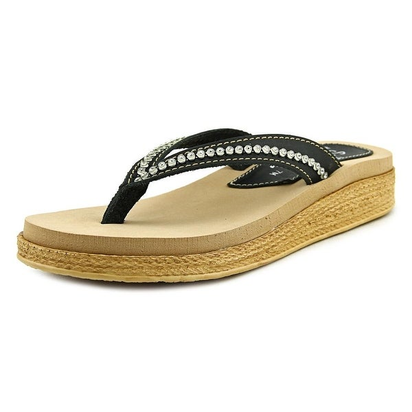Sbicca Cupertino Open Toe Synthetic Flip Flop Sandal