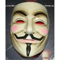 Costumes For All Occasions Ru4418 V For Vendetta Mask