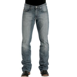 Cinch Western Denim Jeans Mens Dooley Dark Wash