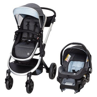 Link to Baby Trend Go Gear Espy 35 Travel System,Blue Spectrum - Single Stroller Similar Items in Strollers