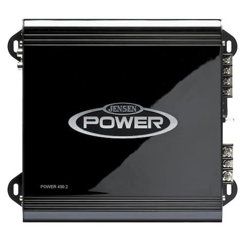Jensen power 4002 200 watt power amplifier