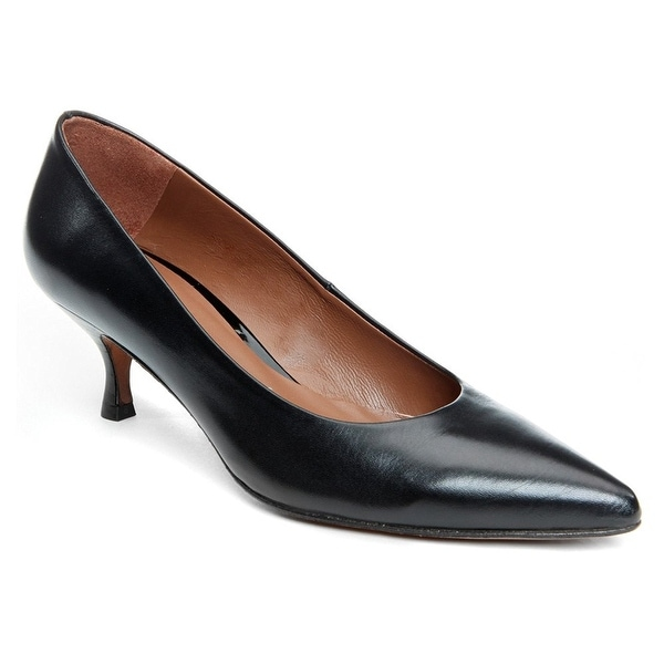 Donald J Pliner Womens Rome Pointed Toe Classic Pumps