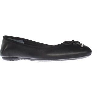 A35 Aleaa Ballet Flats, Black