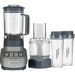 Cuisinart Food Processor - Velocity Ultra Trio BFP-650GM Food Processor