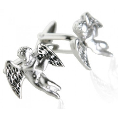 Guardian Angel Cherub Cufflinks
