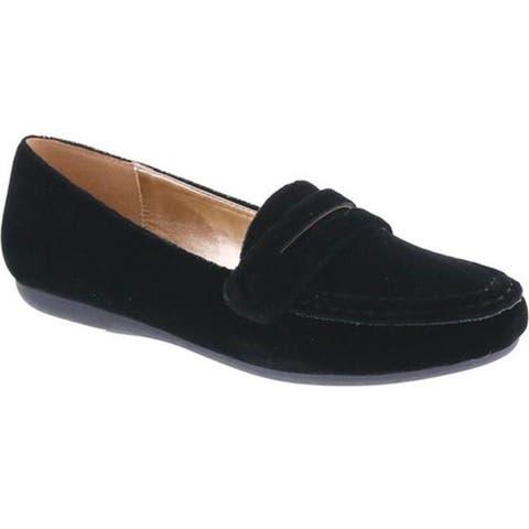 Bellini Women's Birdie Loafer Black Velvet