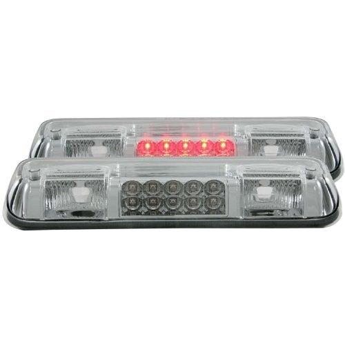 Anzo USA 531008 Ford F-150 LED Chrome Third Brake Light Asse - Clear