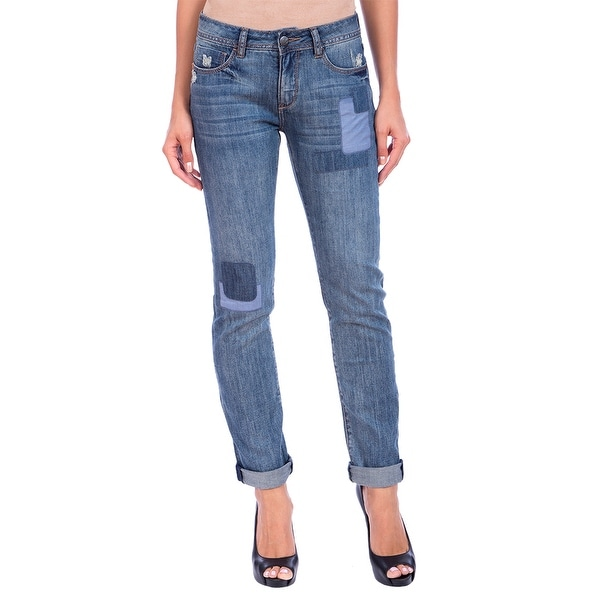 DISCONTINUED Lola Jeans Sienna-WBL, High Rise Girlfriend Jeans
