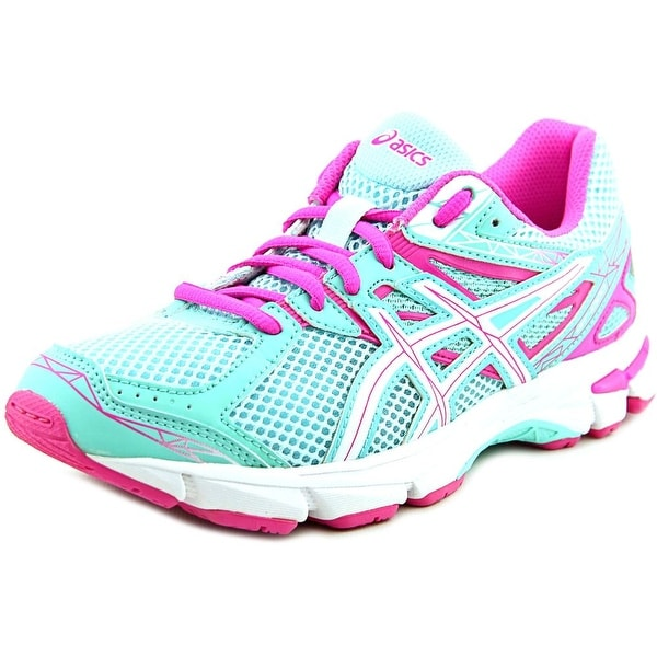 Asics GT-1000 3 Gs Girl Mint/White/Hot Pink Athletic Shoes