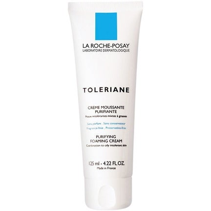 La Roche-Posay Toleriane Purifying Foam Cream 4.22 oz