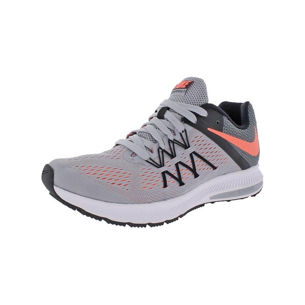 buy popular a6dea fc1b9 Shop Nike Womens Air Zoom Winflo 3 Running Shoes Fitsole ...