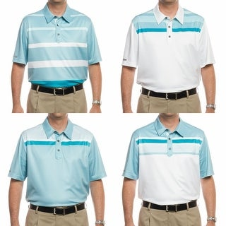 Ashworth Men's PGA Championship Collection Golf Polo Shirts (Assorted 4 Pack)