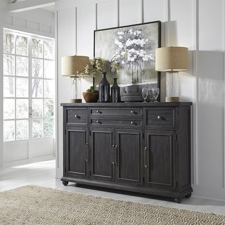 Link to Harvest Home Chalkboard Hall Buffet Similar Items in Dining Room & Bar Furniture