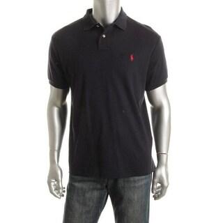 Polo Ralph Lauren Mens Polo Signature Short Sleeves - L