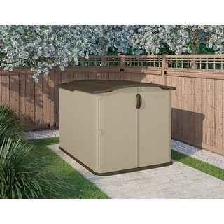 Suncast Slide Top Shed