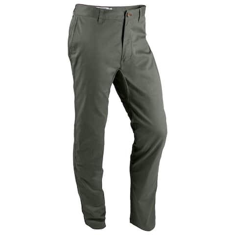 Mountain Khakis Men's Jackson Chino Pant Slim Tailored Fit, Kelp, 38x34 - 38 X 34