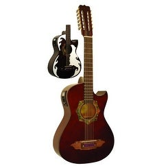 "Barraza Bajo Sexto Guitar with 4 Band EQ 1/4"" & XLR"
