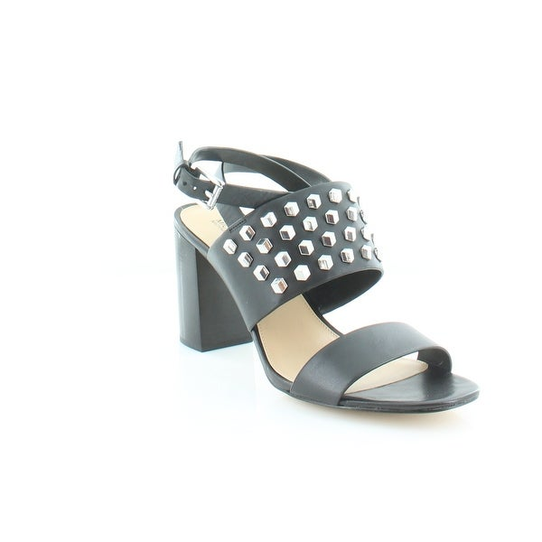 Michael Kors Valencia Dress Sandal Women's Sandals & Flip Flops Black